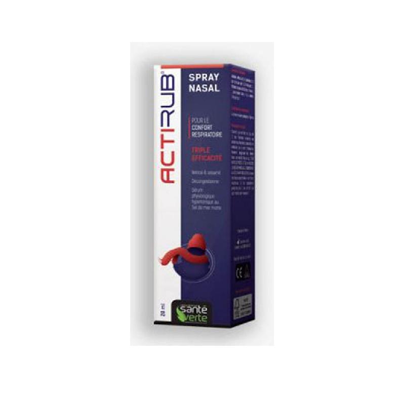 Achetez ACTIRUB Spray nasal Flacon de 20ml