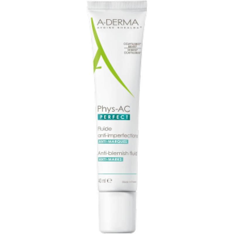 Achetez ADERMA PHYSAC PERFECT Fluide anti-imperfections Tube de 40ml