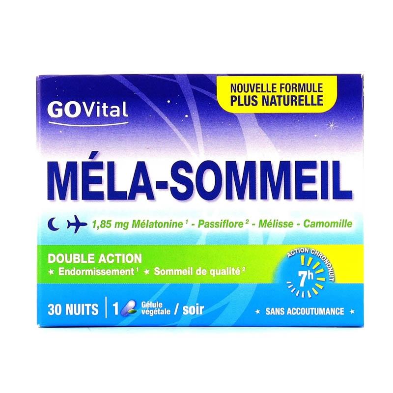Achetez ALVITYL MELA-SOMMEIL Gélule Boîte de 30