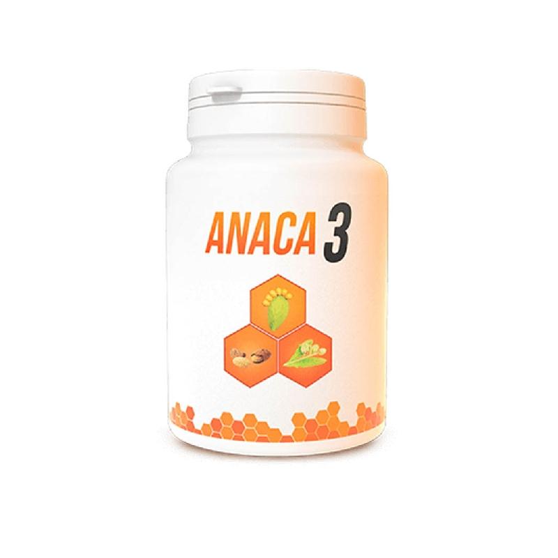 Achetez ANACA3 PERTE DE POIDS Gélule Pilulier de 90