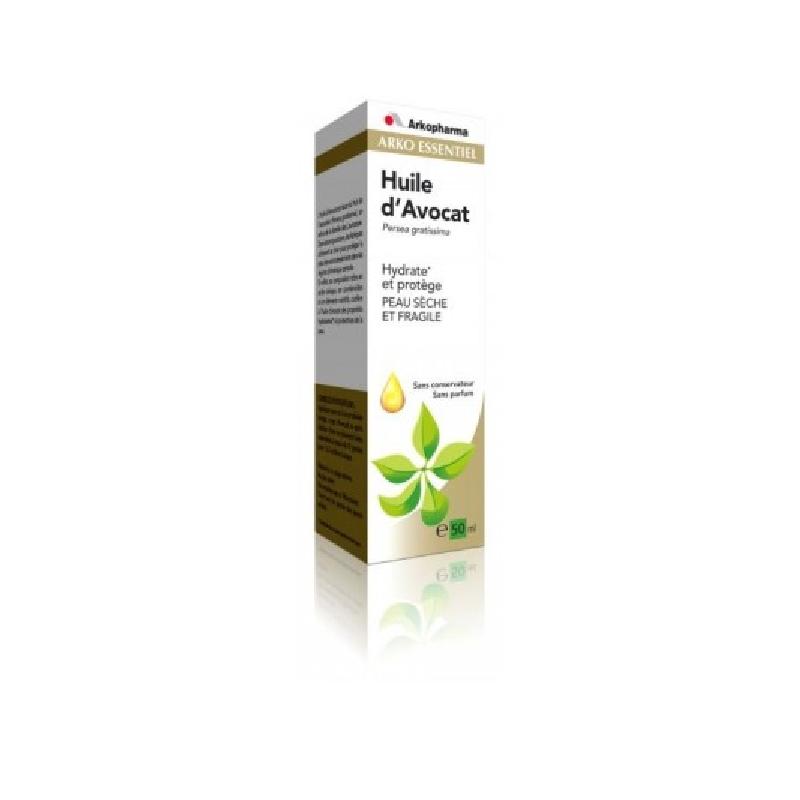 Achetez ARKO ESSENTIEL Huile végétale d'Avocat Spray de 30ml
