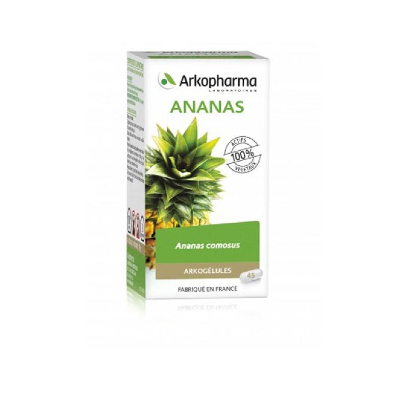 Achetez ARKOGELULES Ananas Gélule Flacon de 150