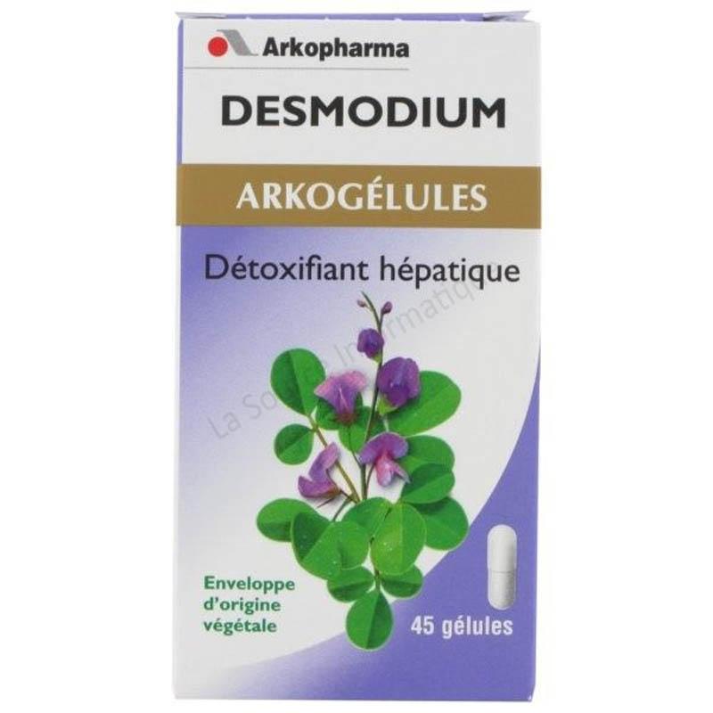 Achetez ARKOGELULES Desmodium Gélule Flacon de 45