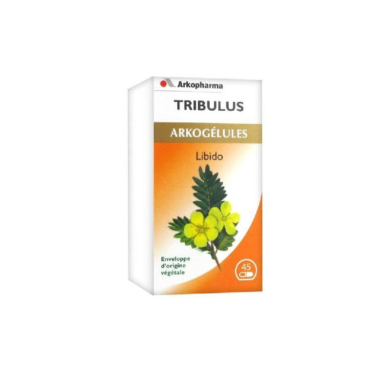Achetez ARKOGELULES Tribulus Gélule Flacon de 45