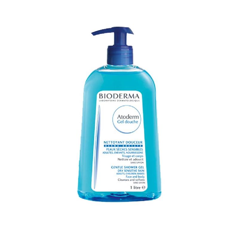 Achetez ATODERM Gel douche nettoyant douceur peau sèche Flacon Pompe de 1l