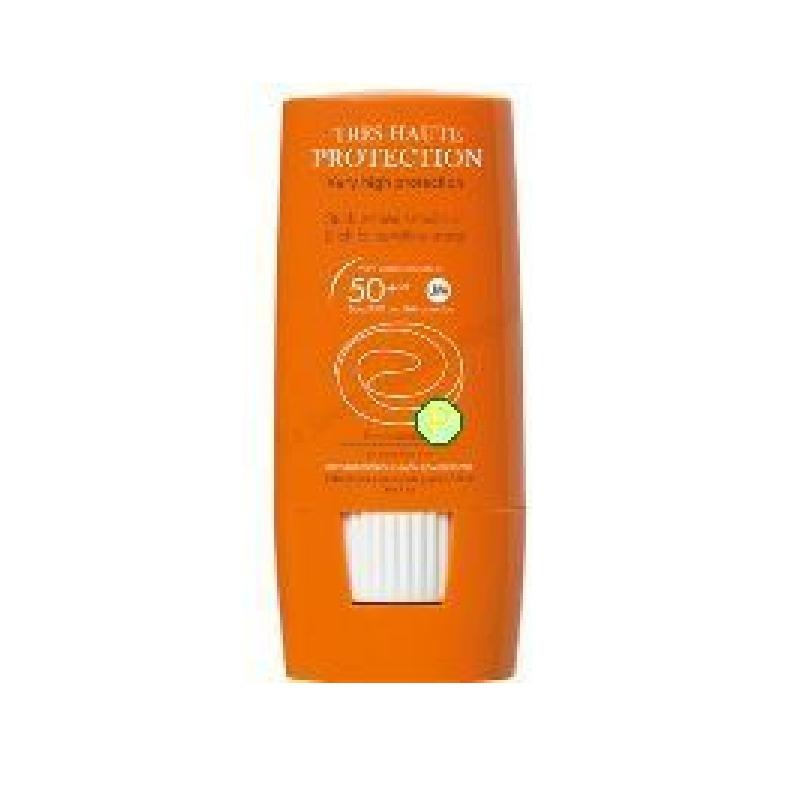 Achetez AVENE SOLAIRE SPF50+ Stick zones sensibles très haute protection 8g
