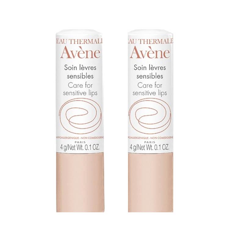 Achetez AVENE Stick soins lèvres sensibles 2x4g