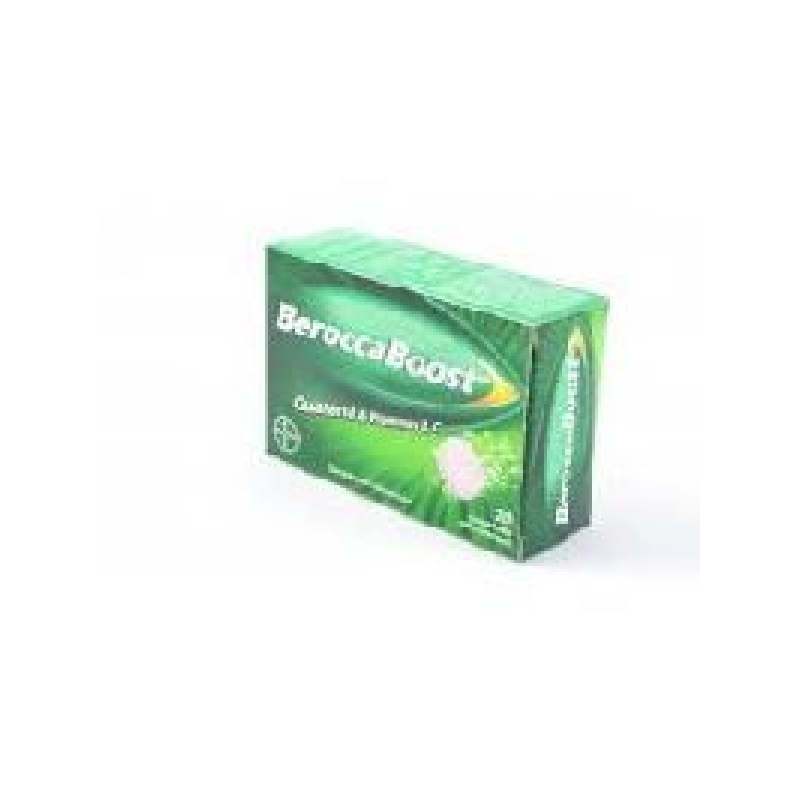 Achetez BEROCCABOOST Comprimé Effervescent Boîte de 20