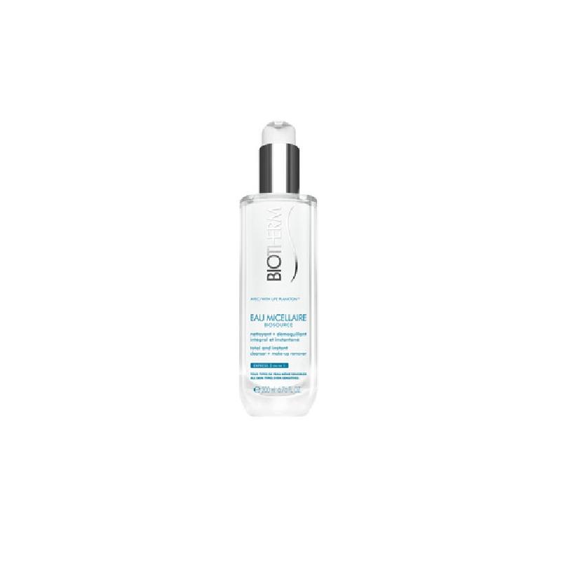Achetez BIOTHERM BIOSOURCE Eau micellaire 2-en-1 tout type de peau Flacon Airless de 200ml