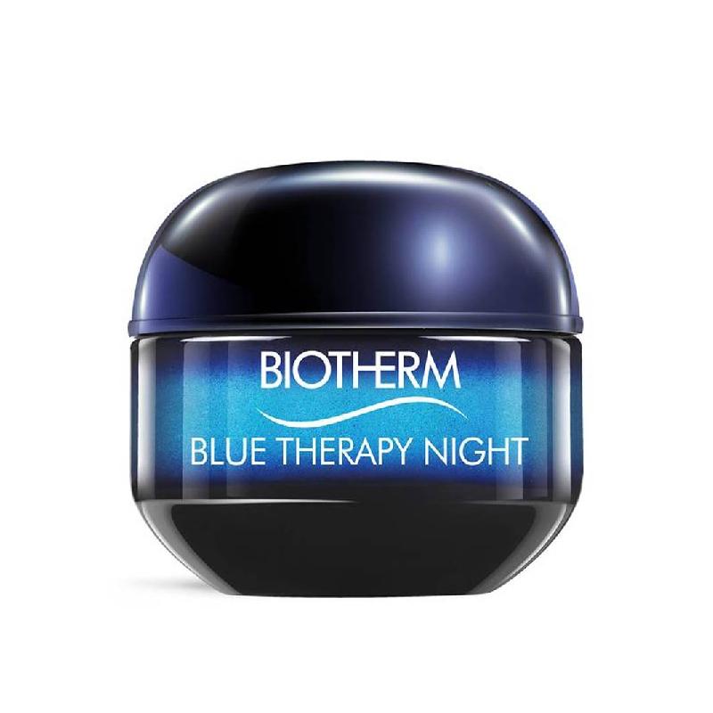 Achetez BIOTHERM BLUE THERAPY Crème anti-âge nuit Pot de 50ml