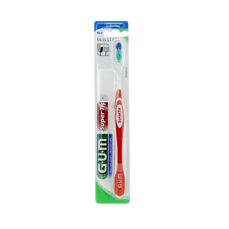 Achetez BUTLER SUPER TIP 463 Brosse dents compact médium
