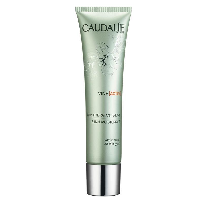 Achetez CAUDALIE VINEACTIV Crème soin hydratant 3-en-1 Tube de 40ml