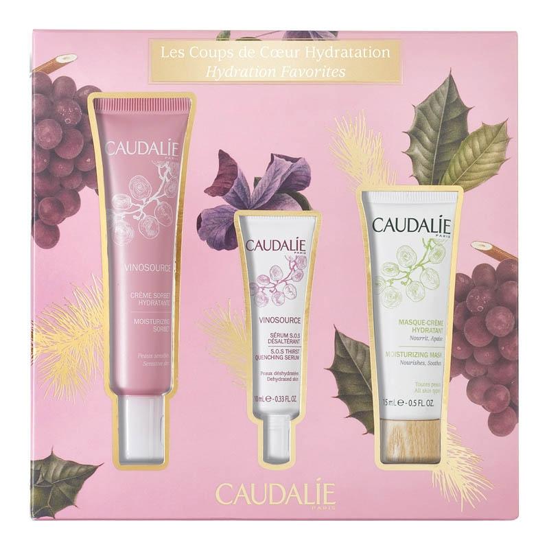 Achetez CAUDALIE VINOSOURCE Crème SORBET
