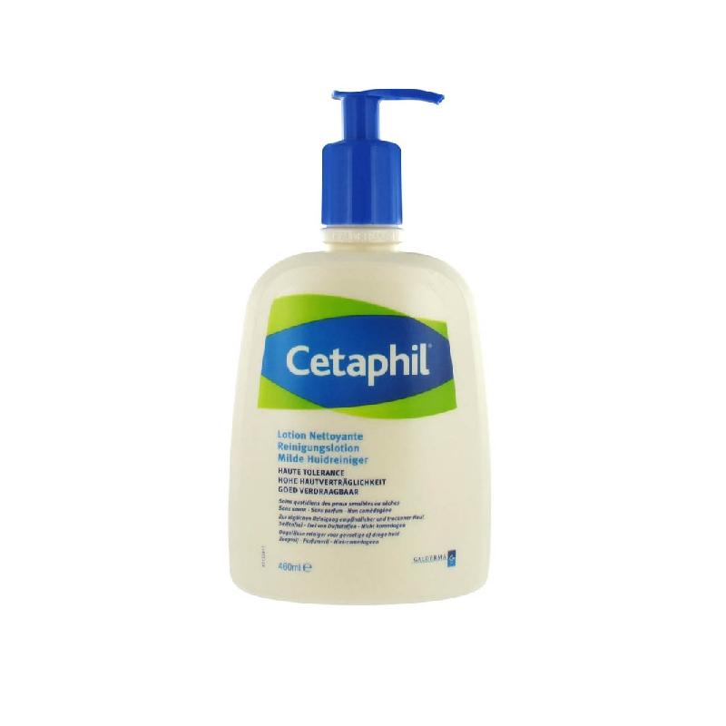 Achetez CETAPHIL Lot nettoyante Flacon Pompe de 460ml