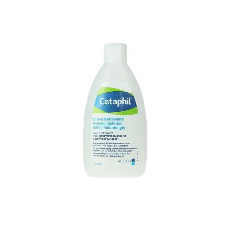 Achetez CETAPHIL Lot nettoyante flacon 200 ml