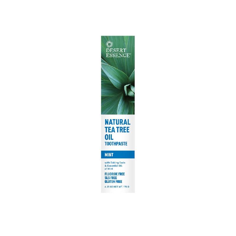 Achetez DESERT ESSENCE Dentifrice Arbre à thé menthe Tube de 176g