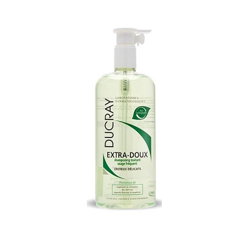 DUCRAY Shampooing extra doux usage fréquent flacon 400 ml