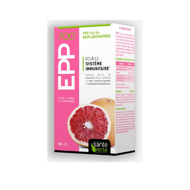 Achetez EPP700 Solution Flacon Compte-Gouttes de 50ml