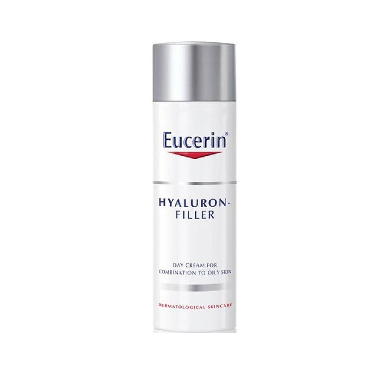 Achetez EUCERIN HYALURON-FILLER Crème soin jour peau normale à mixte Flacon Pompe de 50ml