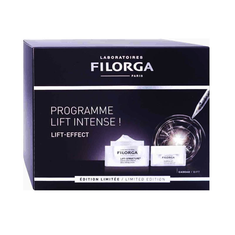 Achetez FILORGA Coffret lift intense