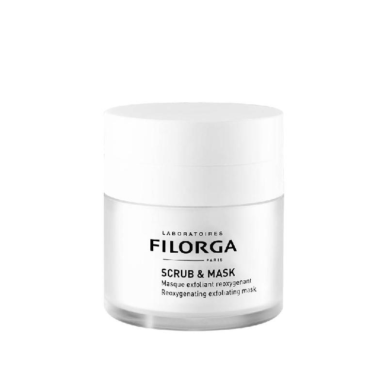 Achetez FILORGA SCRUB & MASK Masque exfoliant réoxygénant Pot Airless de 55ml