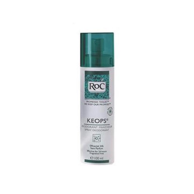 Achetez KEOPS Déodorant fraîcheur Vaporisateur de 100ml