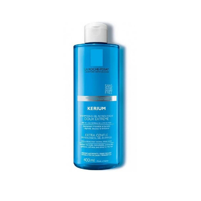 Achetez KERIUM DOUX EXTREME Shampooing gel flacon 400 ml