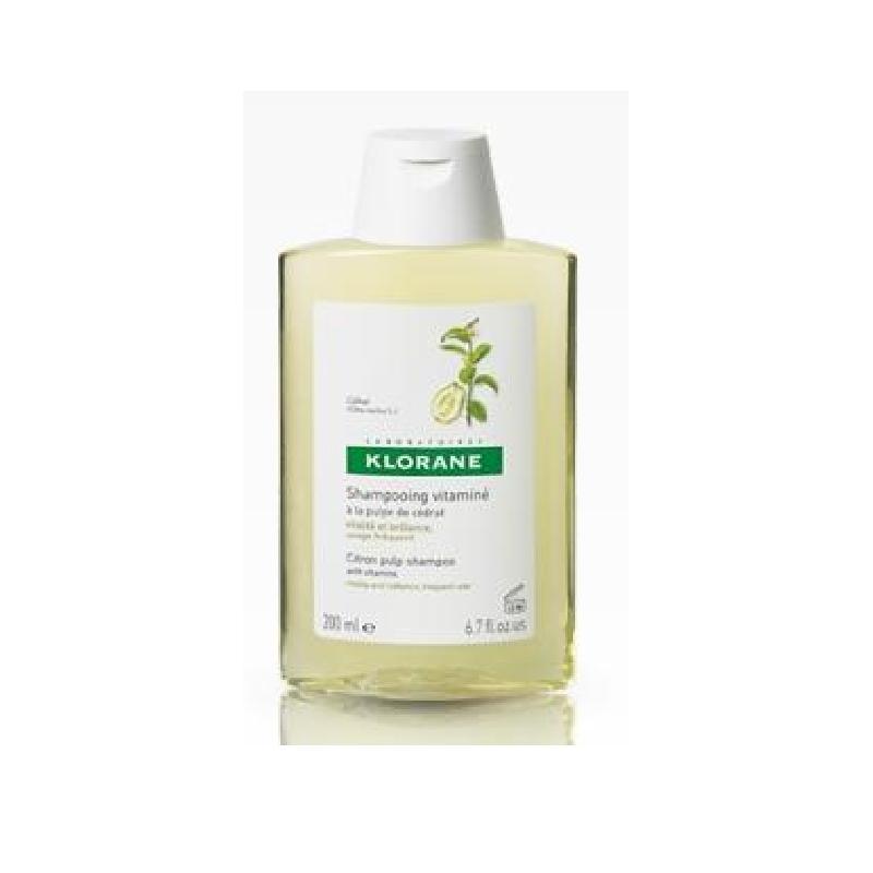 Achetez KLORANE CAPILLAIRE Shampooing Pulpe de Cédrat flacon 400 ml
