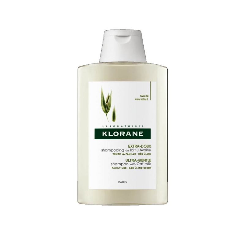 Achetez KLORANE CAPILLAIRE Shampooing Lait d'Avoine flacon 400 ml
