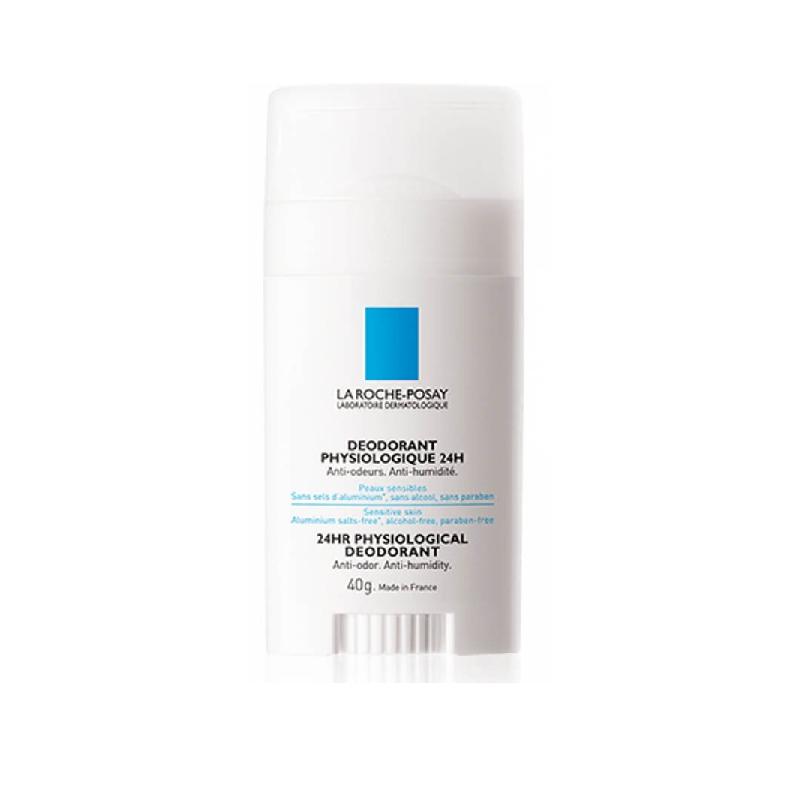 Achetez LA ROCHE-POSAY Déodorant peaux sensibles 24H Stick de 40g
