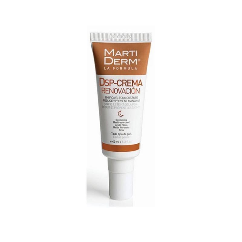 Achetez MARTIDERM DSP Crème rénovation Tube de 40ml