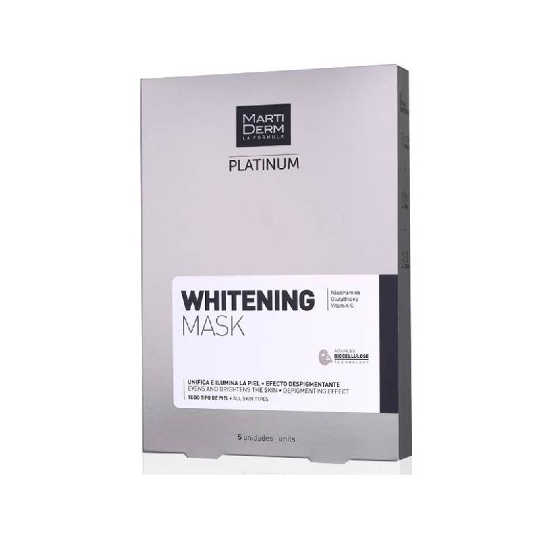 Achetez MARTIDERM MASQUE WHITENING 5 X 25ML