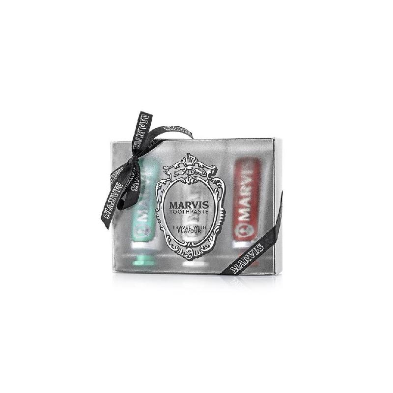 Achetez MARVIS Dentifrice Box plexi/3 Tube de 25ml