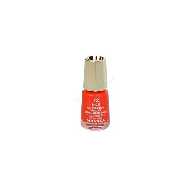 Achetez MAVALA Vernis à ongles nice mini Flacon de 5ml