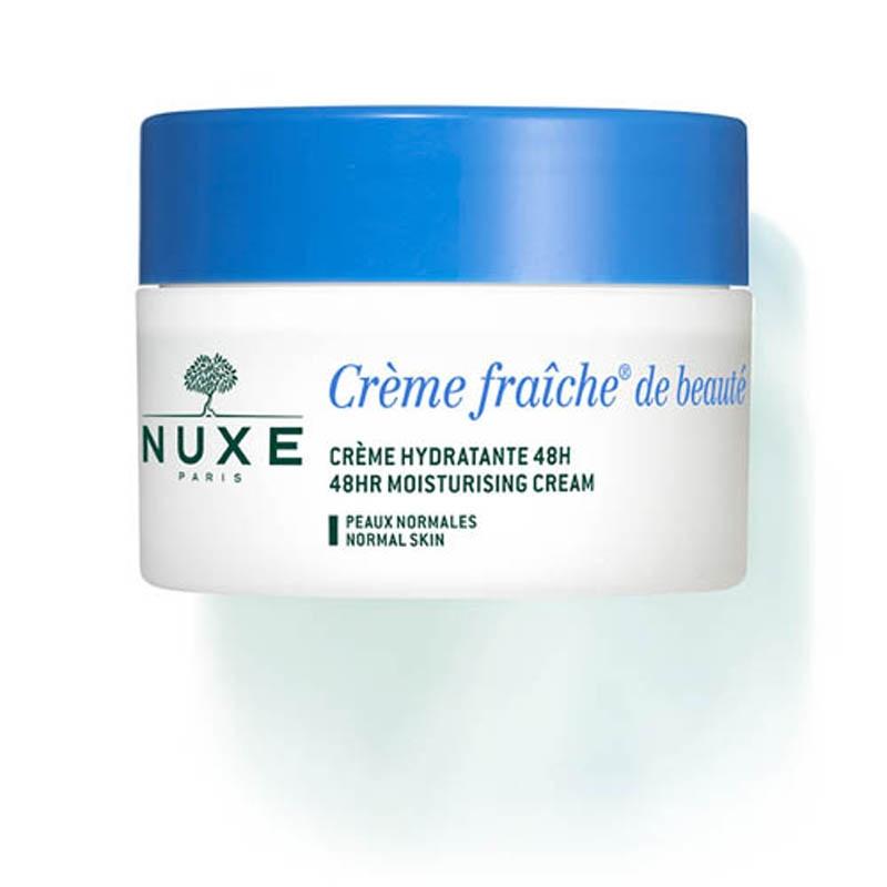 Achetez NUXE CREME FRAICHE DE BEAUTE Crème hydratante 48H Pot de 50ml