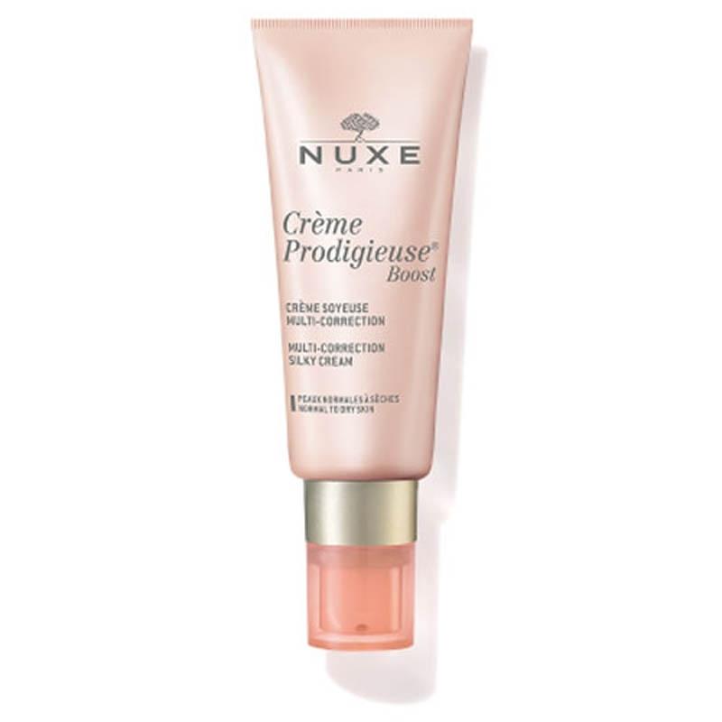 Achetez NUXE CREME PRODIGIEUSE BOOST Crème soyeuse peau normale à sèche  Tube Pompe de 40ml