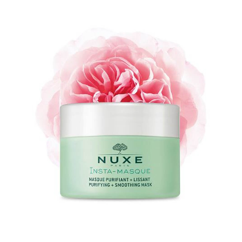 Achetez NUXE INSTA Masque purifiant + lissant Pot de 50ml