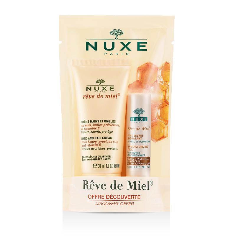 Achetez NUXE REVE DE MIEL Sachet découverte