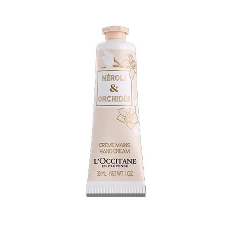 Achetez L'OCCITANE COLLECTION DE GRASSE Crème mains néroli orchidée Tube de 30ml