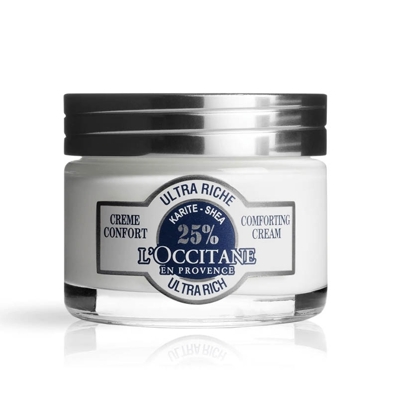 Achetez L'OCCITANE KARITE Crème ultra riche visage Pot de 50ml