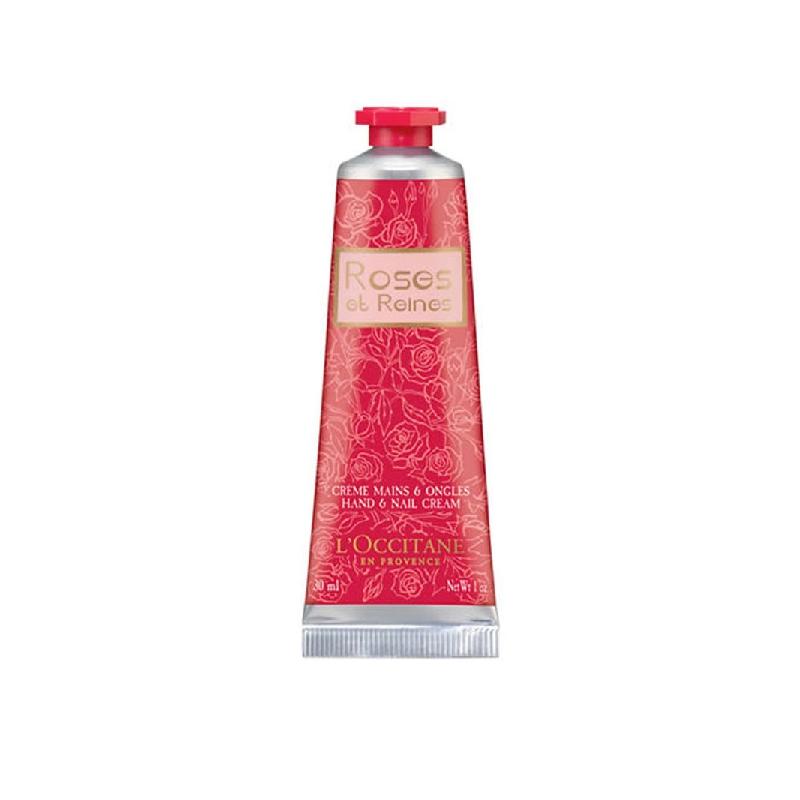 Achetez L'OCCITANE ROSE ET REINES Crème mains & ongles Tube de 30ml