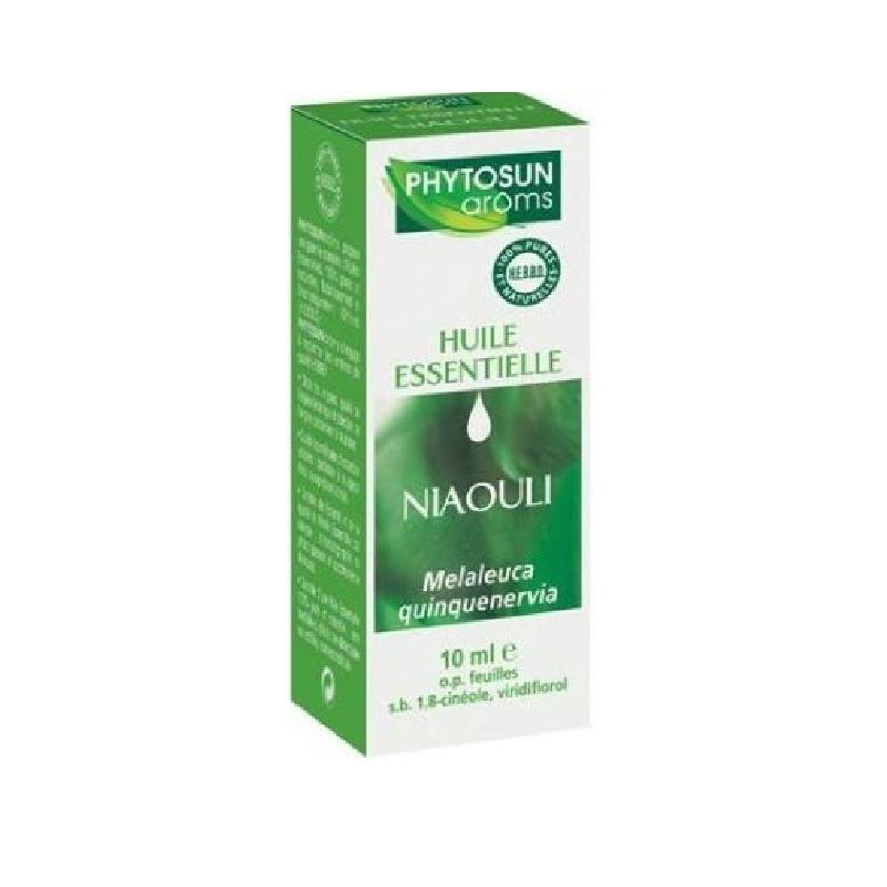Achetez PHYTOSUN AROMS Huile essentielle Niaouli Flacon de 10ml