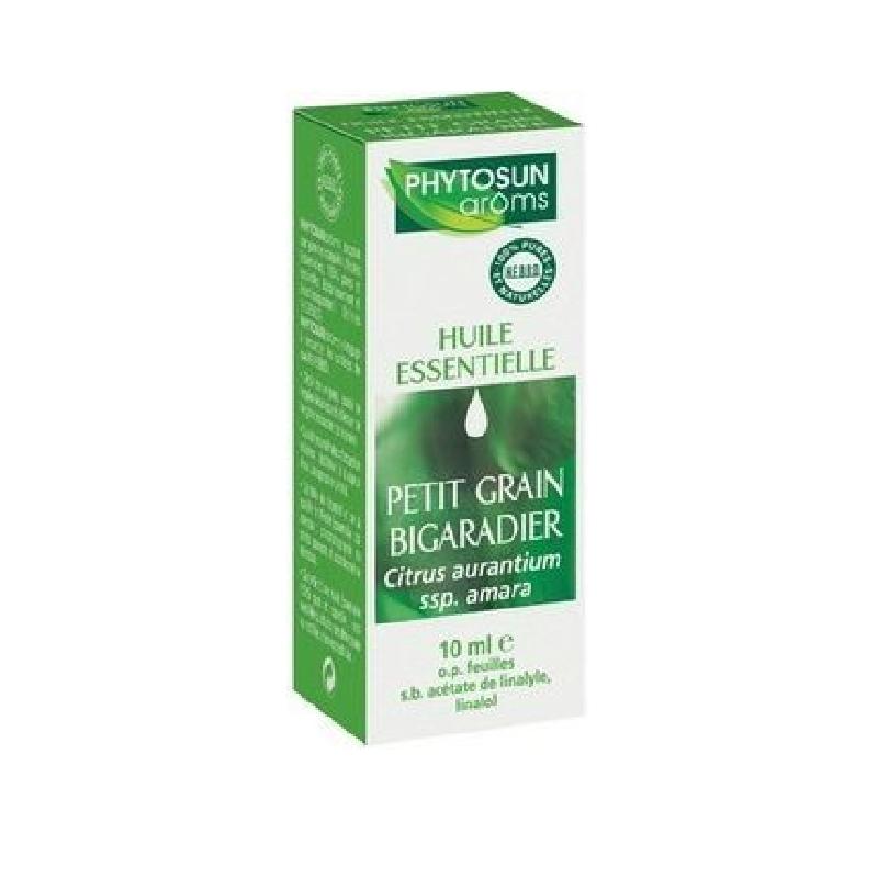 Achetez PHYTOSUN AROMS Huile essentielle Petit grain bigaradier Flacon de 10ml