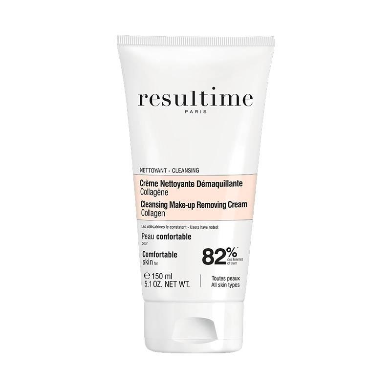 Achetez RESULTIME Crème nettoyante Collagène Tube de 150ml