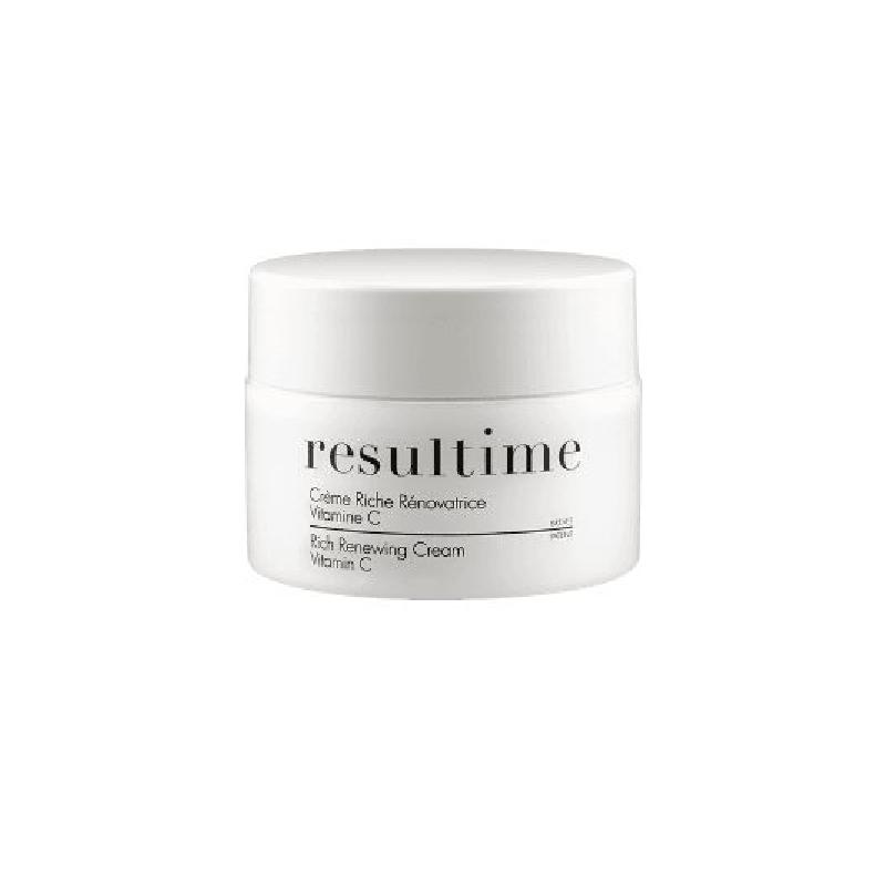 Achetez RESULTIME Crème riche rénovatrice Vitamine C Pot de 50ml