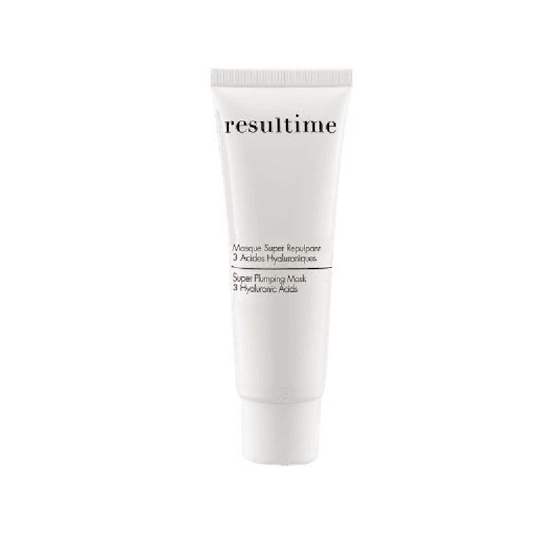 Achetez RESULTIME Masque super repulpant 3 Acides Hyaluroniques Tube de 50ml
