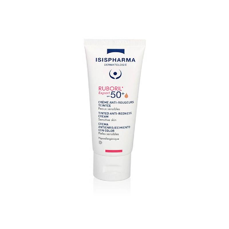 Achetez RUBORIL EXPERT 50+ Crème protectrice anti-rougeurs Tube de 40ml