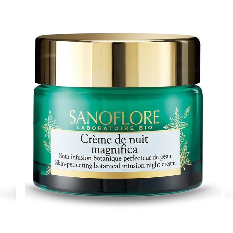 Achetez SANOFLORE MAGNIFICA Crème nuit Tube de 50ml