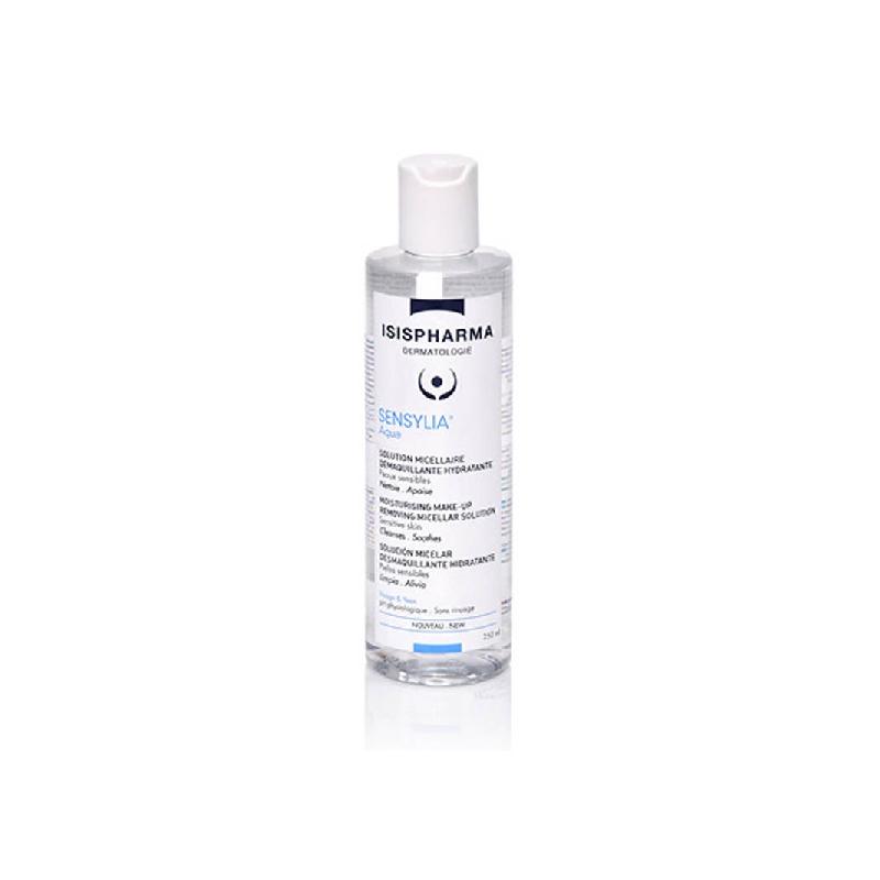 Achetez SENSYLIA AQUA Solution micellaire démaquillante hydratante Flacon de 250ml