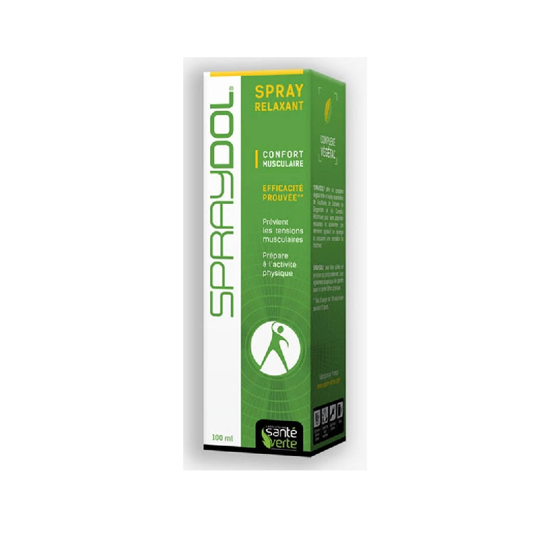 Achetez SPRAYDOL Huile essentielle Spray de 100ml